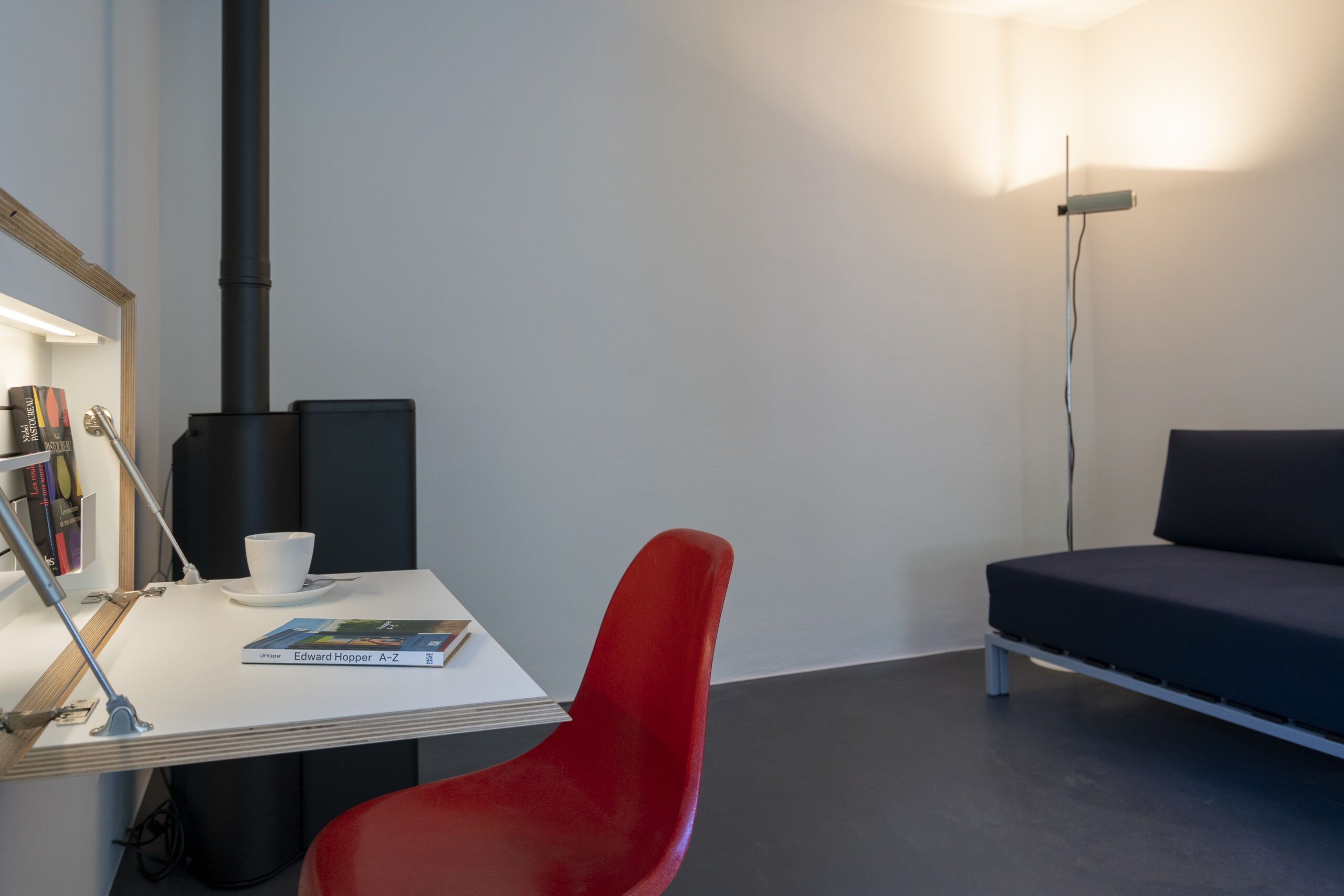 Villa Pineta Fusio Appartement 1 Bureau
