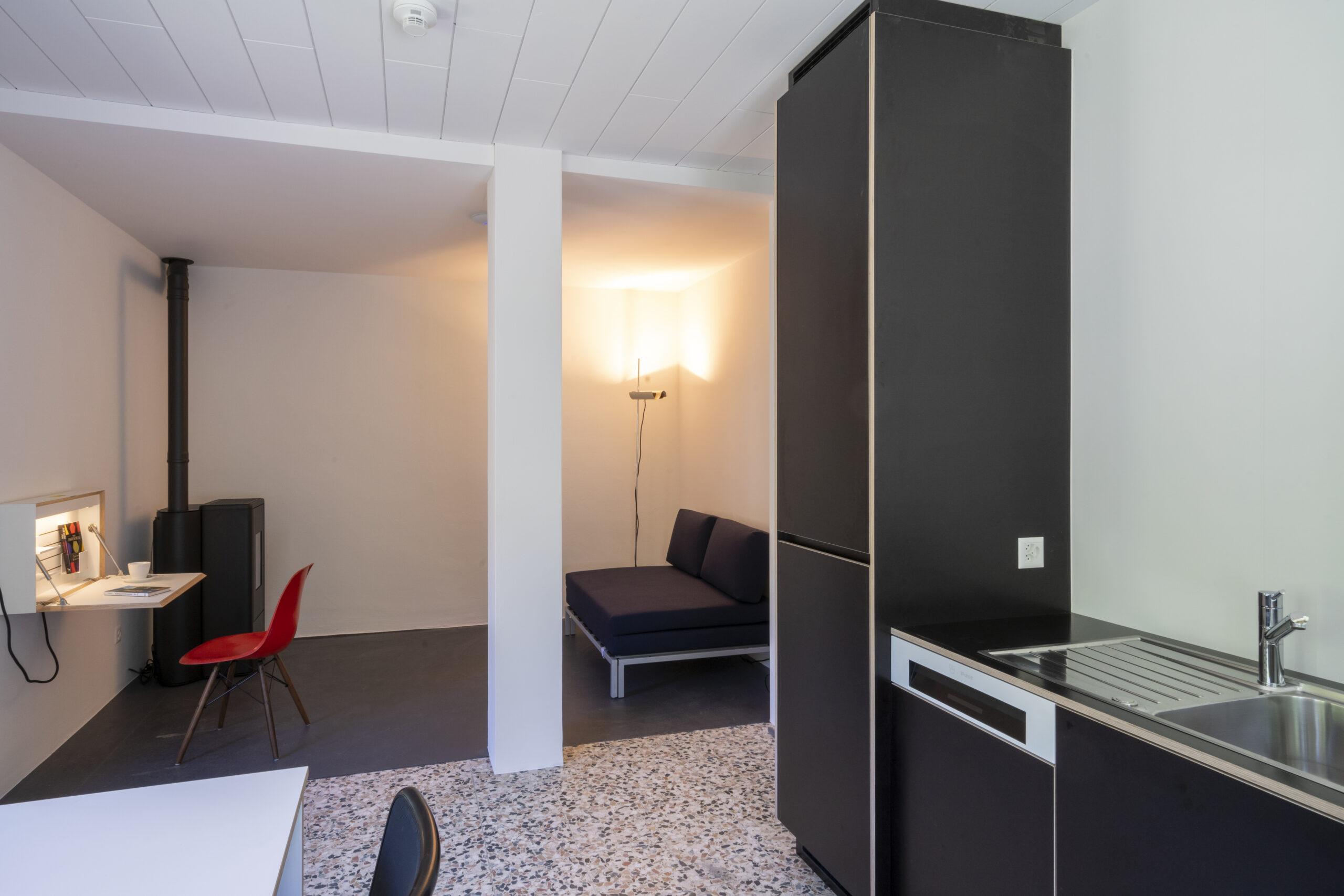 Villa Pineta Fusio Appartement 1