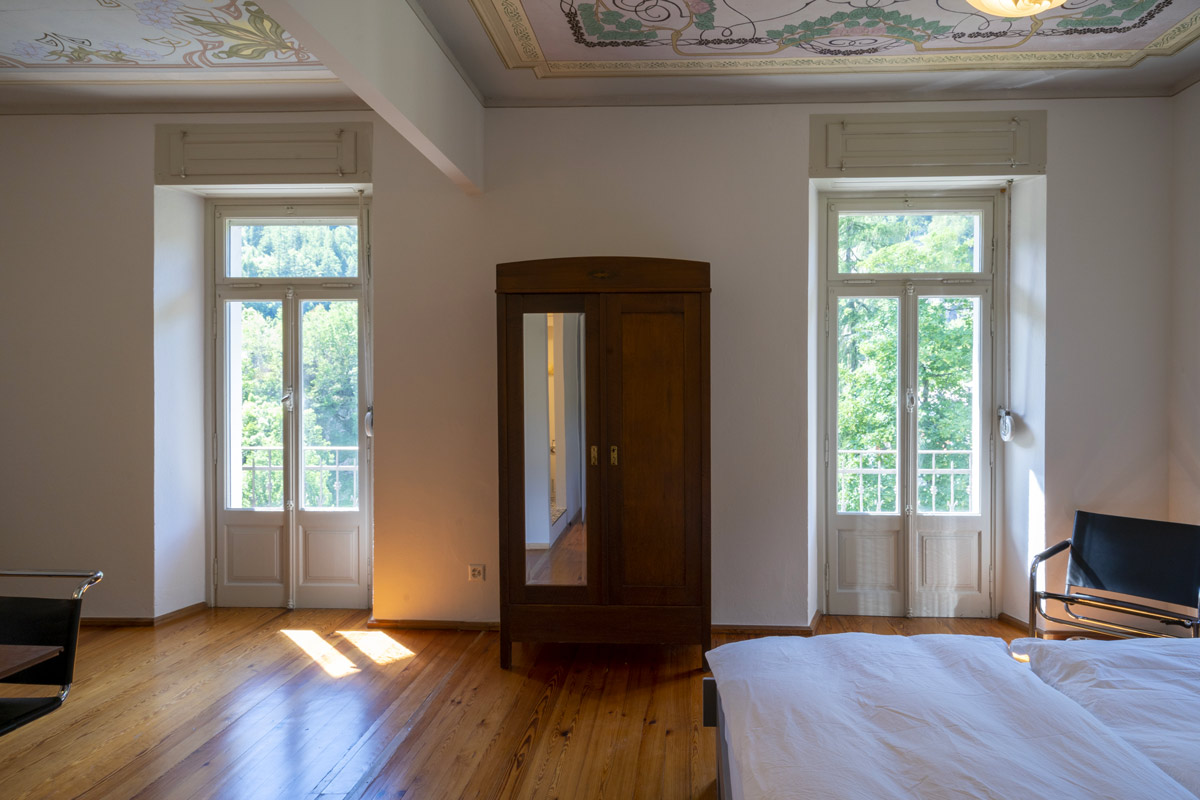 Villa Pineta Fusio Chambre 5