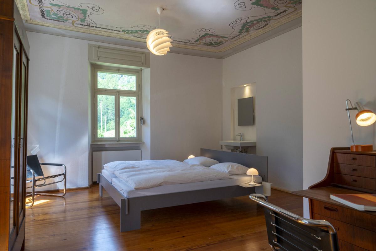 Villa Pineta Fusio Chambre 5 2