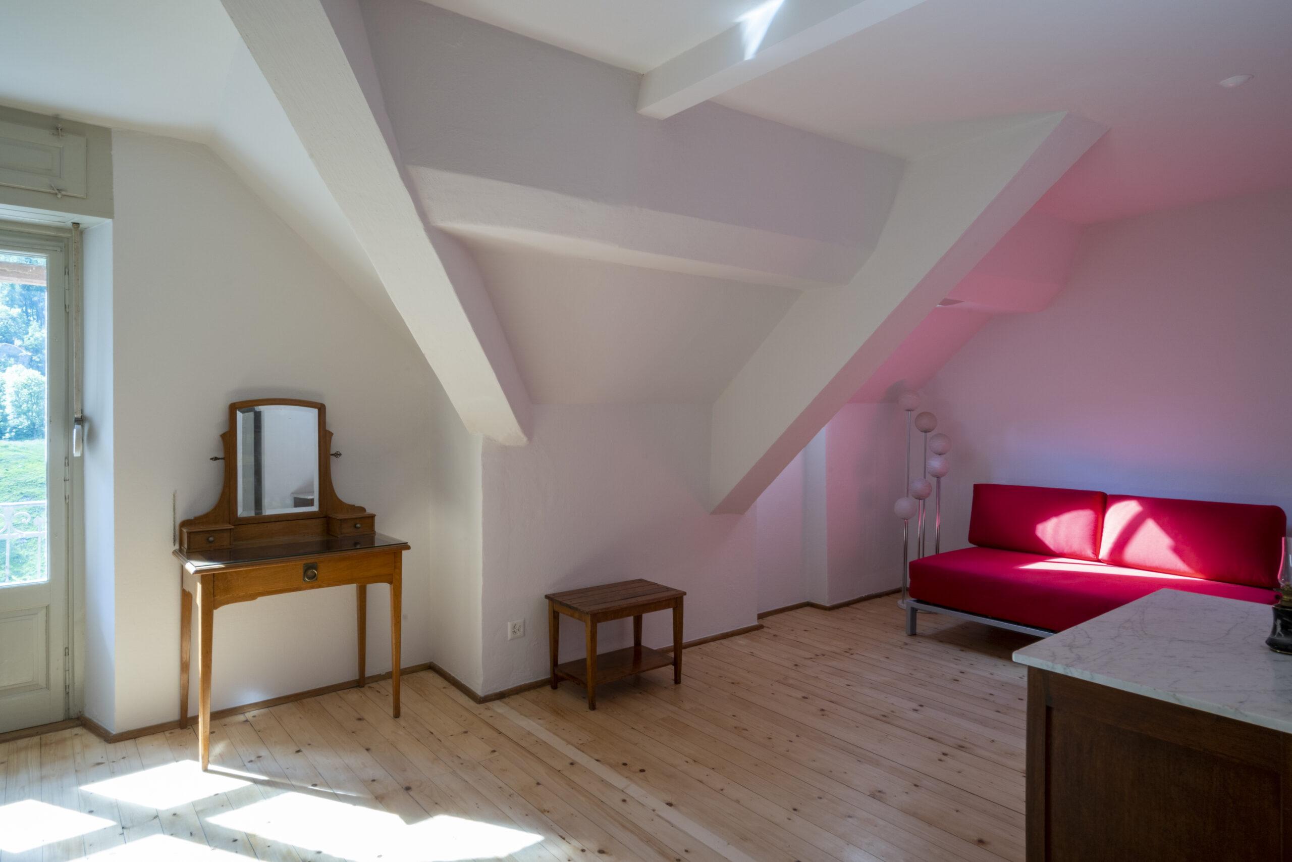 Villa Pineta Fusio Chambre 8 Angle