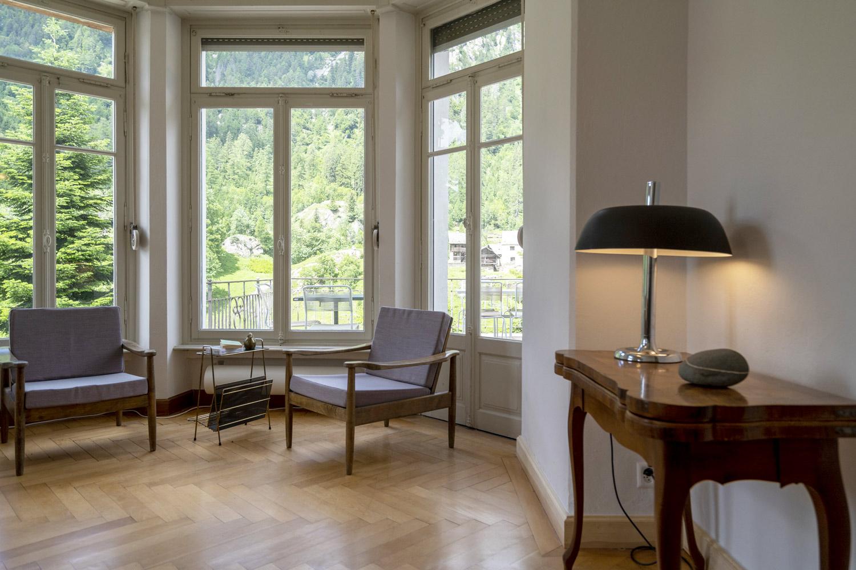 Villa Pineta Fusio Salon Sejourner