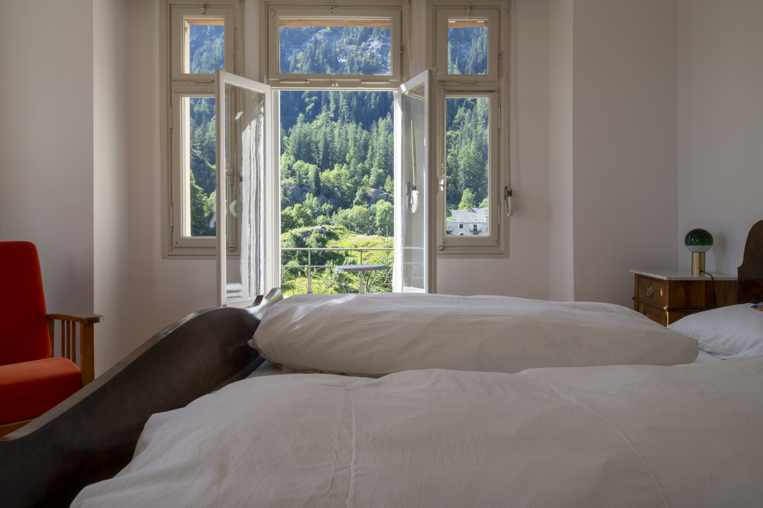 Fusio Villa Pineta Chambre 4 Gos Plan Litjpg