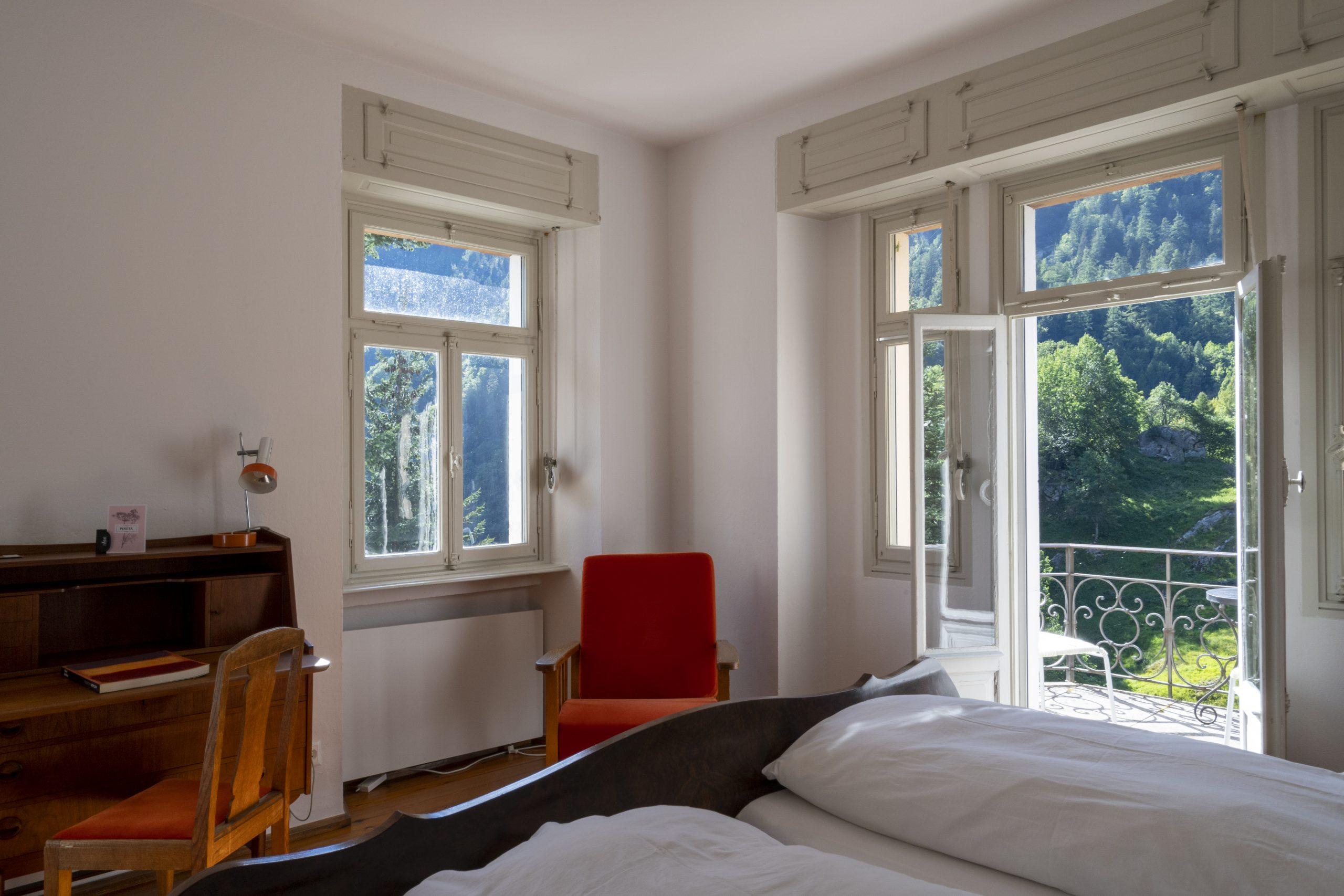 Fusio Villa Pineta Chambre 4 Orange