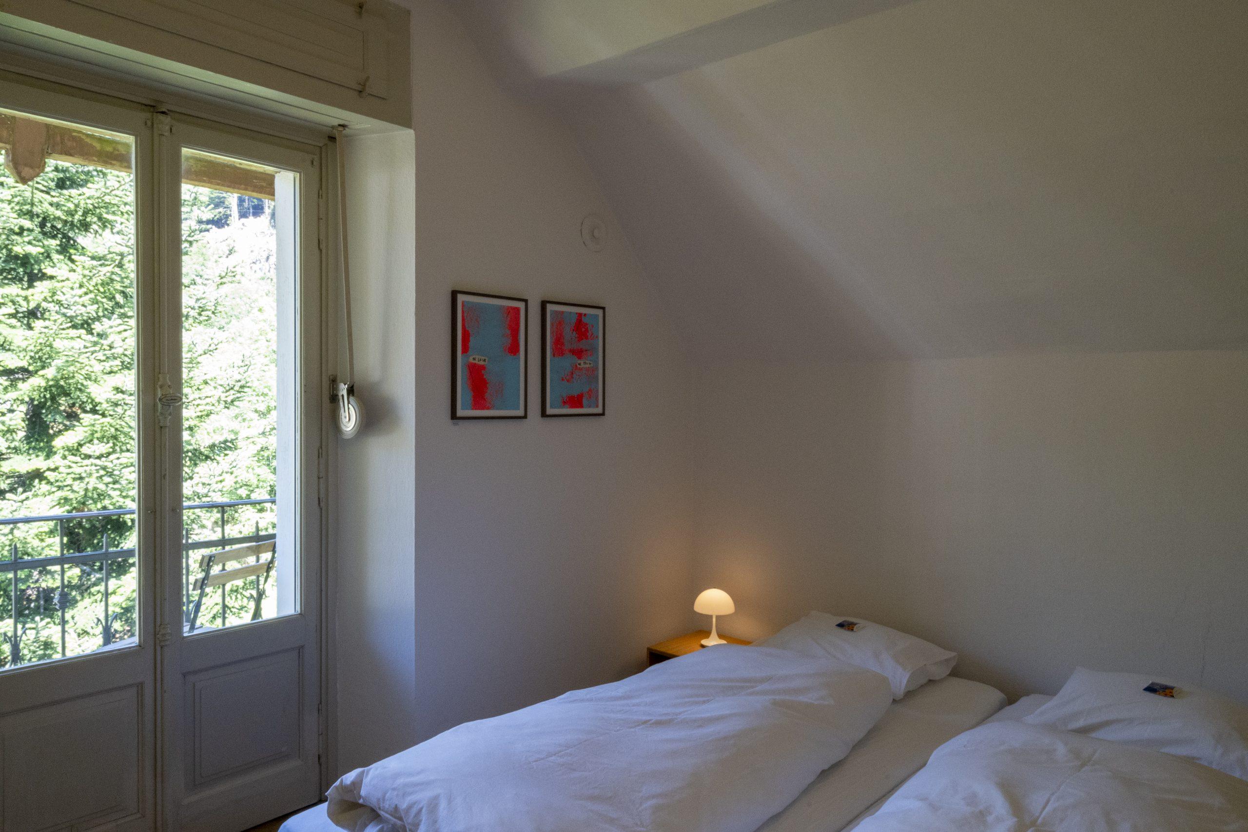 Fusio Villa Pineta Chambre 9