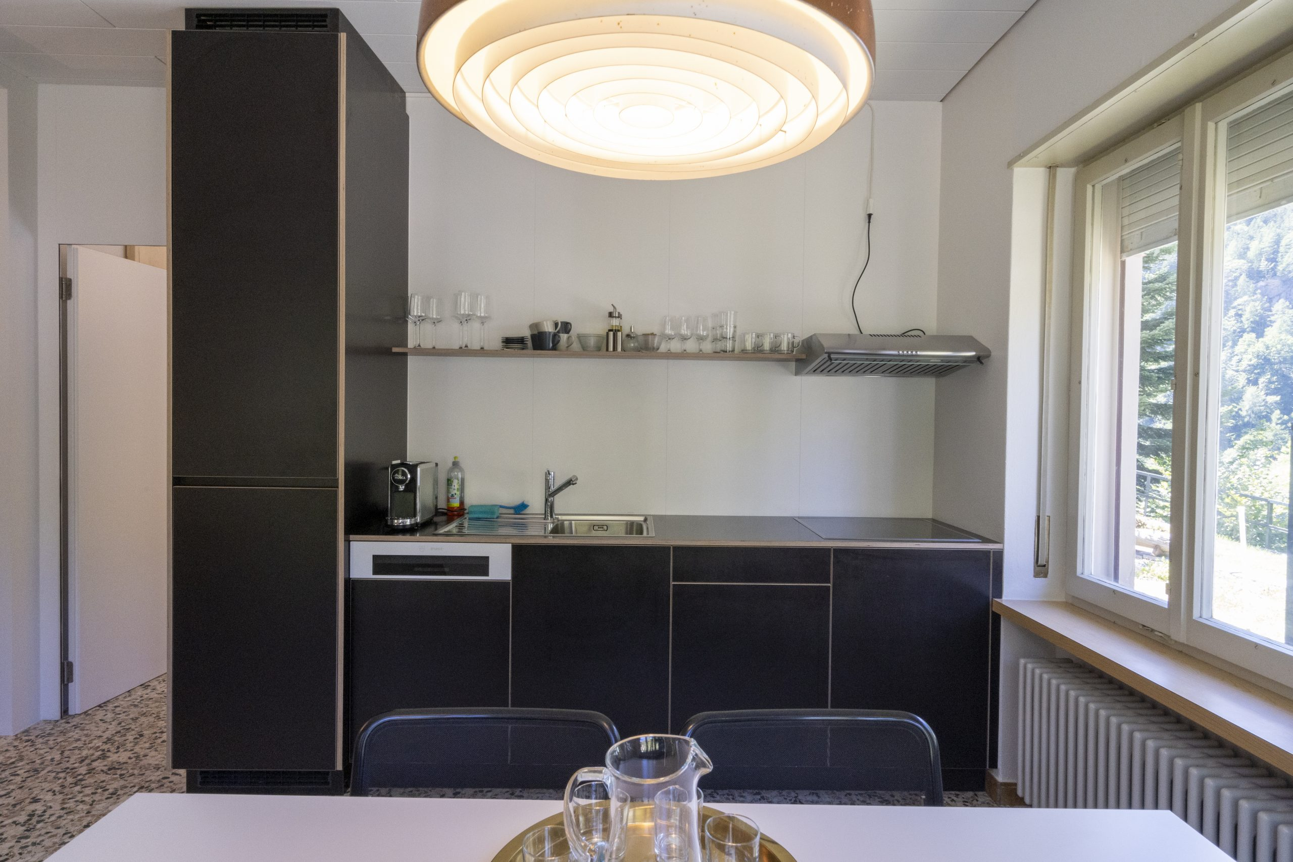 Fusio Villapineta Cuisine App. 1. Lampe