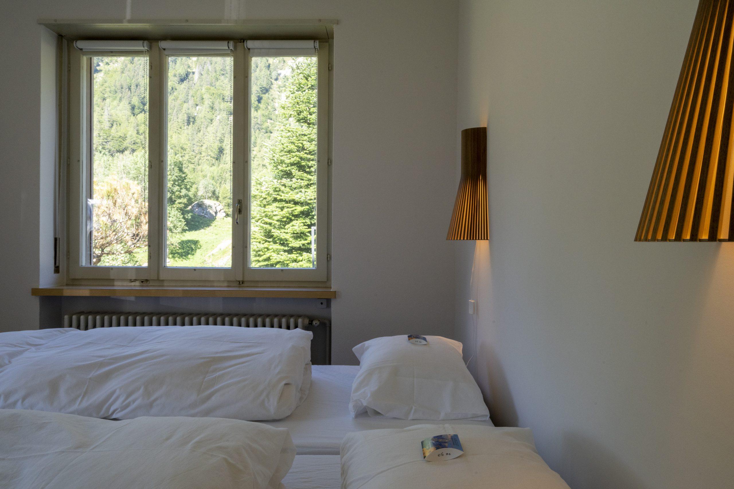 Villa Pineta Fusio Chambre 2 Fenêtre
