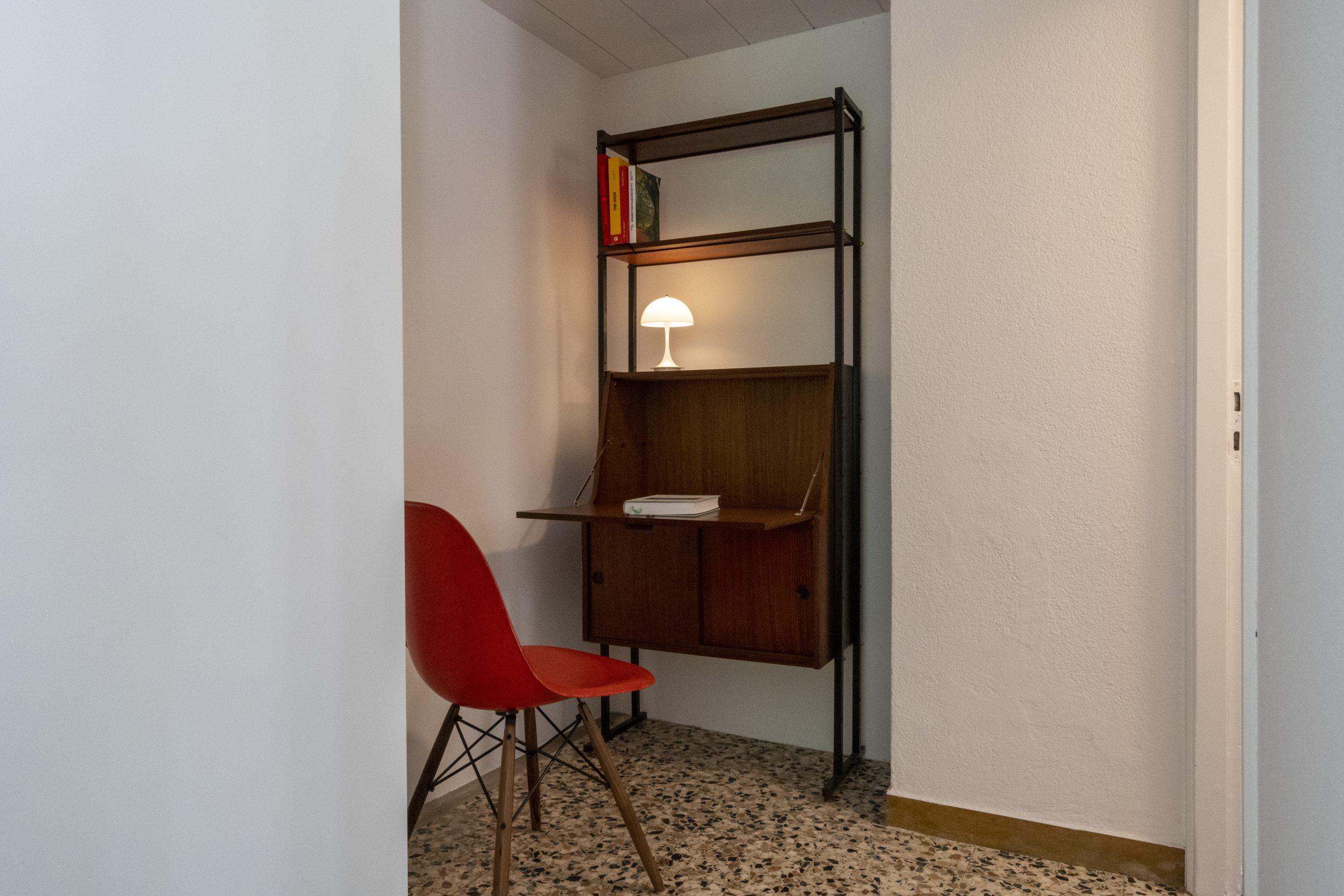 Villa Pineta Fusio Chambre 2 Coin Bureau 2