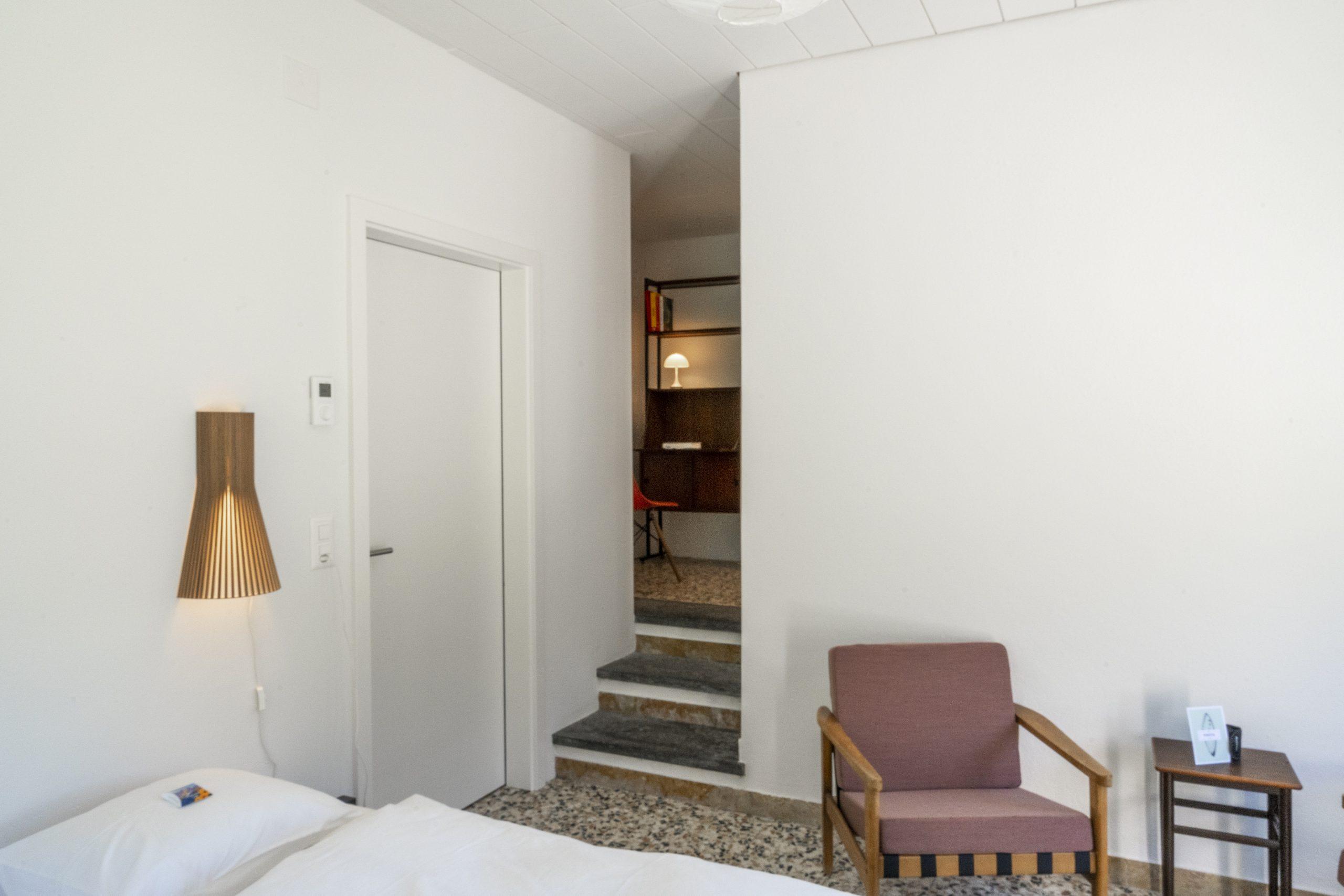 Villa Pineta Fusio Chambre 2 Grand Angle