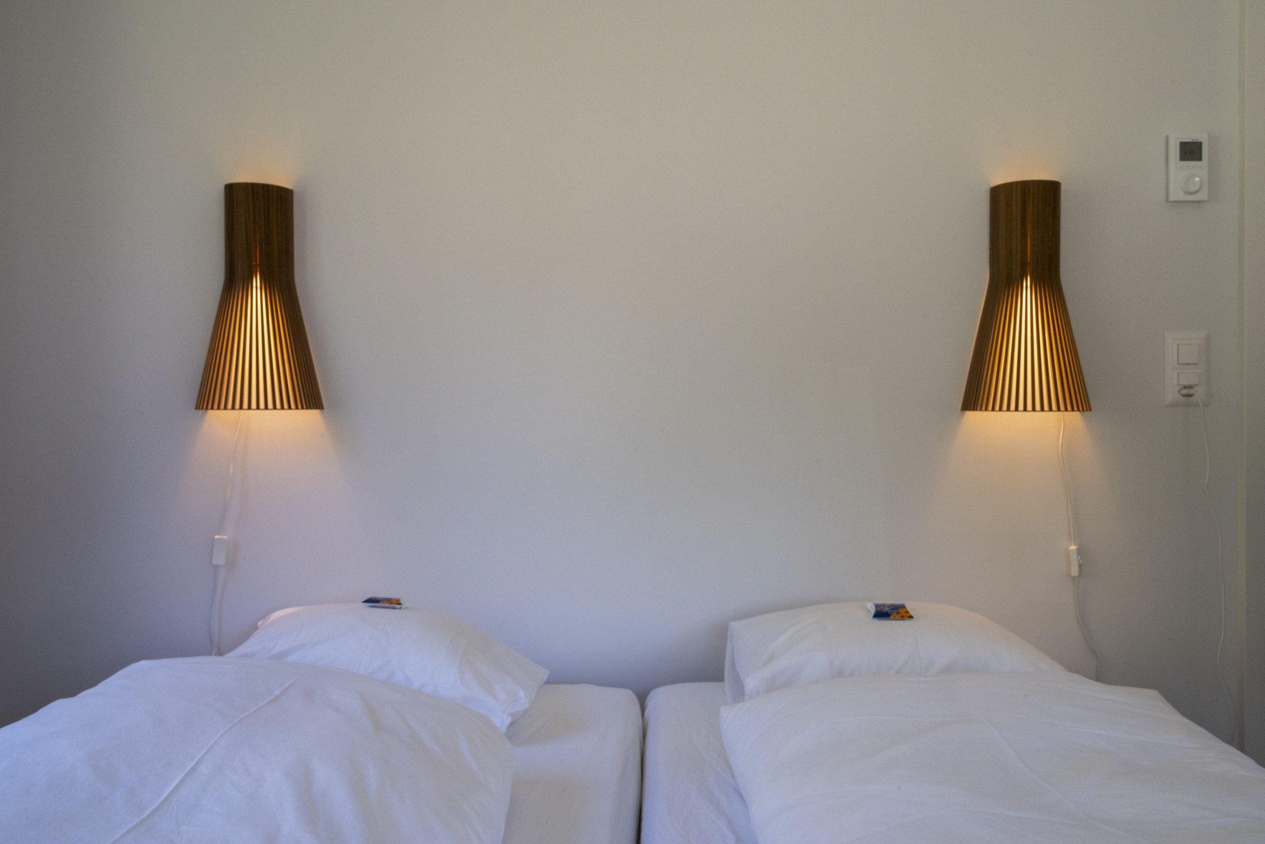 Villa Pineta Fusio Chambre 2 Lit