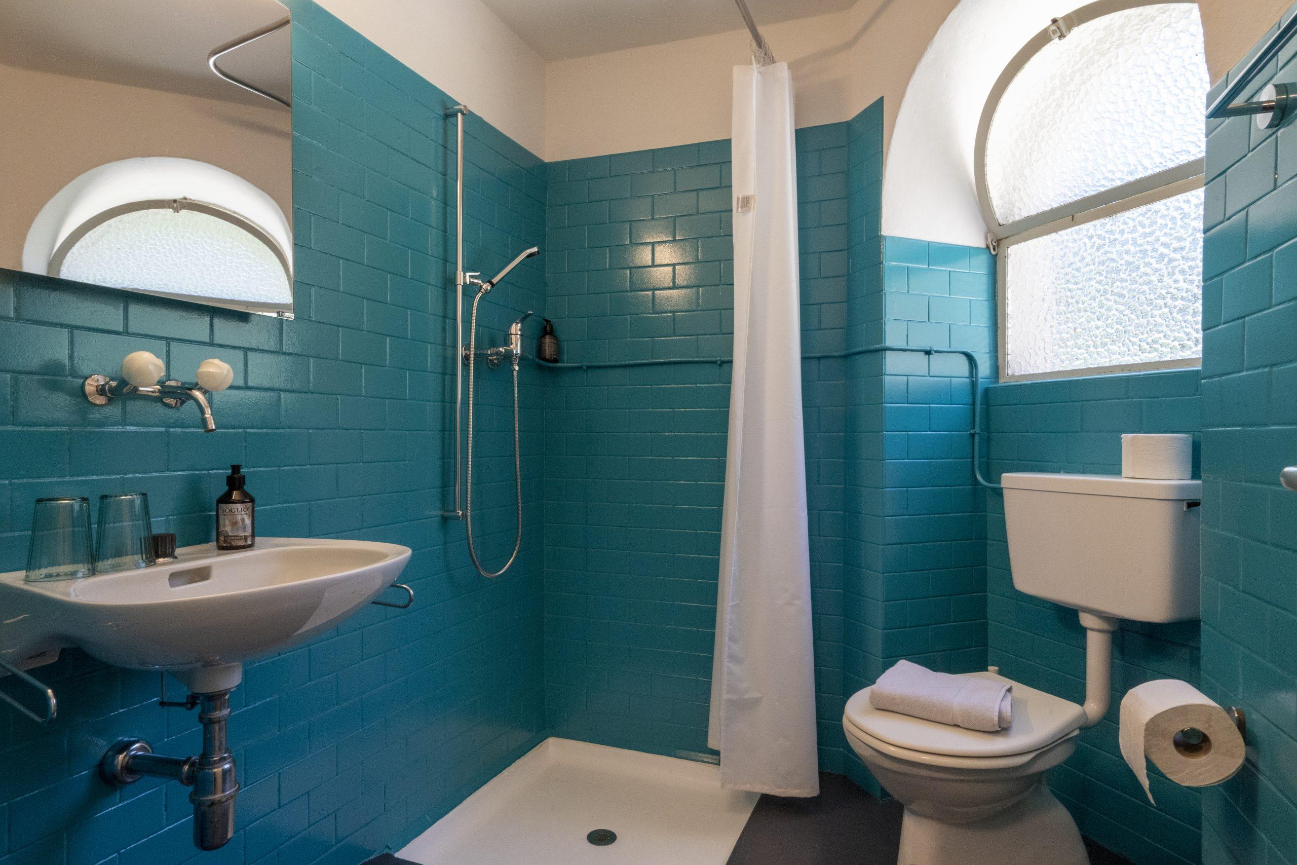 Villa Pineta Fusio Chambre 2 Salle De Bain